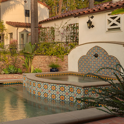 Historic Spanish Revival